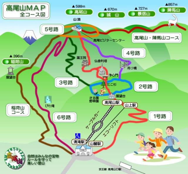 Takao all_course